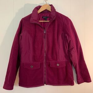 Style & ComSport-Amore Fleece Poly. Pink. Small